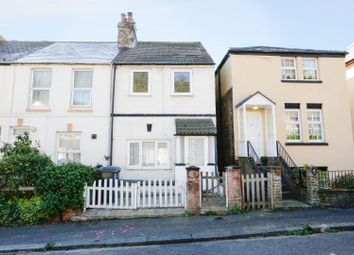 Thumbnail 2 bed end terrace house for sale in Edred Road, Dover