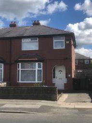 Thumbnail 3 bed semi-detached house to rent in Scott Road, Droylsden, Manchester