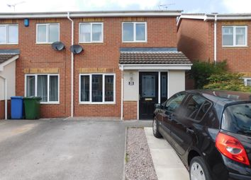 Thumbnail 3 bed semi-detached house for sale in Grizedale Rise, Forest Town, Mansfield