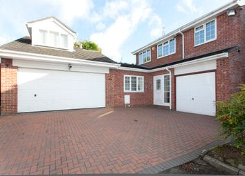 Thumbnail 5 bed detached house for sale in Westerby Drive, Werrington, Stoke-On-Trent