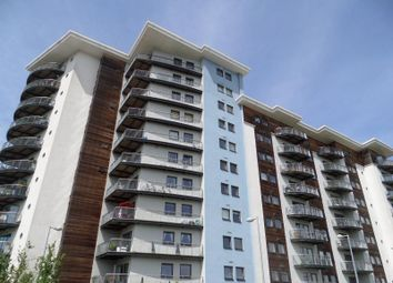 Thumbnail 2 bed flat to rent in 774 Alexandria Victoria Wharf, Watkiss Way, Cardiff