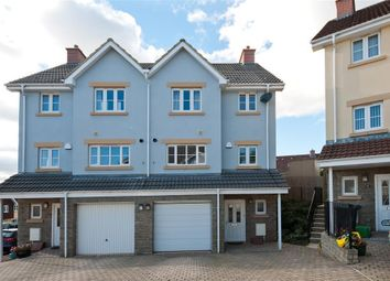 Thumbnail 3 bed semi-detached house to rent in Kingfisher Close, Brentry, Bristol