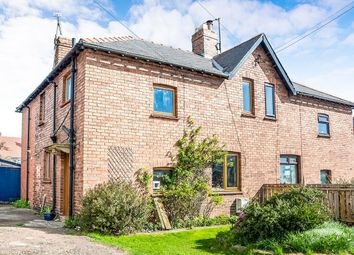 Thumbnail 3 bed semi-detached house for sale in Fallodon Avenue, Shilbottle, Alnwick