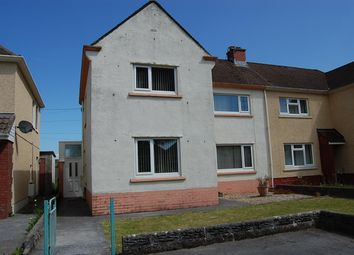 Thumbnail 3 bedroom semi-detached house for sale in Parcyrhun, Ammanford
