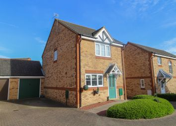 Thumbnail 3 bed detached house for sale in Thorpeness Croft, Tattenhoe