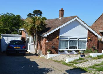 Thumbnail 3 bed detached bungalow for sale in Seabourne Road, Bexhill-On-Sea