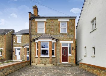 Thumbnail 3 bed link-detached house for sale in Lenelby Road, Tolworth, Surbiton
