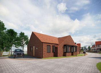 Thumbnail 3 bed bungalow for sale in Plot 9, Francis Gardens, Scawby, North Lincolnshire