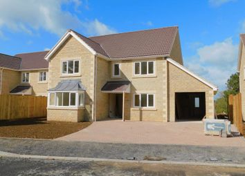 Thumbnail 4 bed detached house for sale in Thomas Bunn Close, Frome