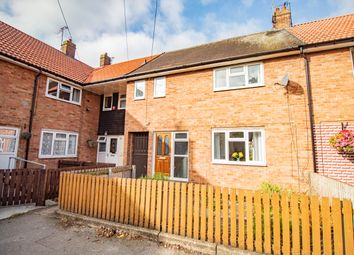 Thumbnail 3 bed terraced house to rent in Riccall Close, Hull