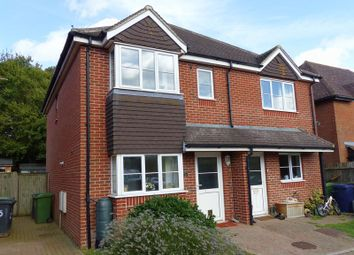Thumbnail 3 bed semi-detached house for sale in Gardens Close, Stokenchurch, High Wycombe