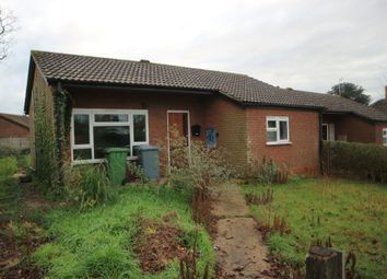 Thumbnail 1 bed bungalow for sale in 83 Primrose Crescent, Norwich, Norfolk