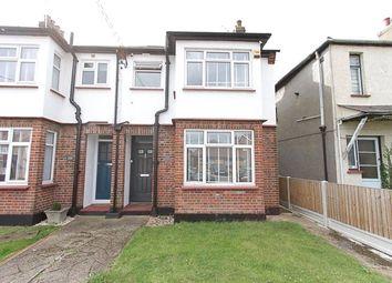 Church Road, Hadleigh, Benfleet, Essex SS7. 3 bed semi-detached house