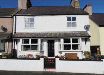 Thumbnail 3 bed semi-detached house for sale in Quay Street, Amlwch Port