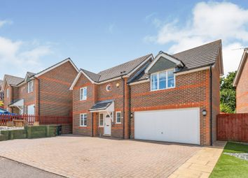 Thumbnail 5 bed detached house for sale in Rushmere Rise, St. Leonards-On-Sea