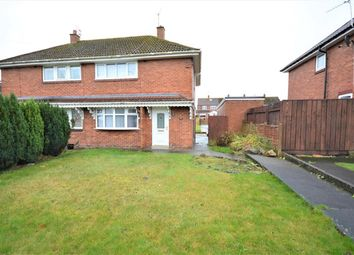 Thumbnail 2 bed semi-detached house for sale in Woodhouse Lane, Bishop Auckland