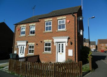 Thumbnail 2 bed semi-detached house for sale in Walker Crescent, Langley, Berkshire