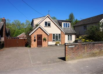 Thumbnail 4 bed detached house for sale in The Street, Sturmer