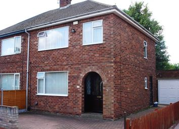 Thumbnail 3 bedroom semi-detached house to rent in Lansdowne Avenue, Lincoln
