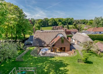 Thumbnail 5 bed detached house for sale in Preston Candover, Basingstoke, Hampshire