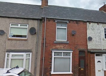 Thumbnail 2 bedroom terraced house to rent in Alexandra Terrace, Wheatley Hill, Durham