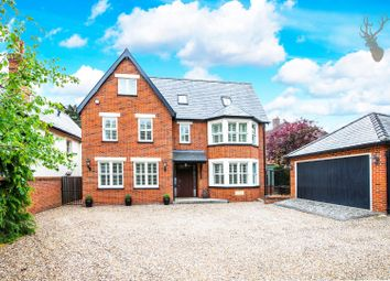 6 bed detached house for sale in Coppice Row, Theydon Bois, Epping, Essex CM16