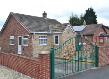 Thumbnail 3 bed detached bungalow for sale in Ings Walk, South Kirkby, Pontefract