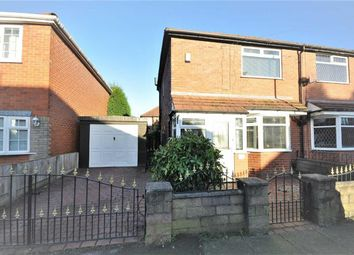 Thumbnail 2 bed semi-detached house for sale in Booth Street, Denton, Manchester, Greater Manchester
