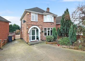 Thumbnail 3 bed detached house for sale in Redland Drive, Beeston, Nottingham
