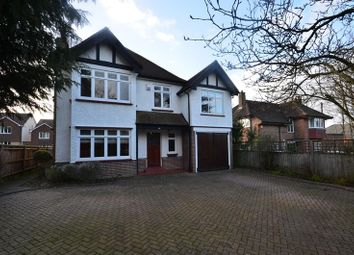 Thumbnail 4 bed detached house to rent in The Drive, Ickenham