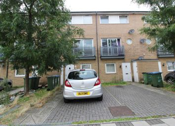 Thumbnail 4 bed town house to rent in Miles Drive, London