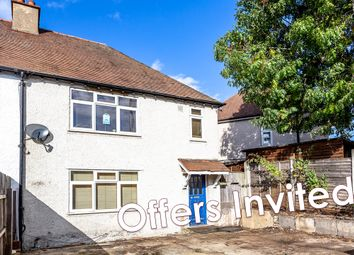 Thumbnail 4 bed semi-detached house for sale in Popes Lane, London