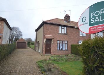 Thumbnail 3 bedroom semi-detached house for sale in Cozens-Hardy Road, Sprowston, Norwich