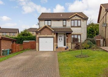 Thumbnail 4 bedroom detached house for sale in Callander Road, Cumbernauld, Glasgow, North Lanarkshire