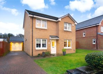 Thumbnail 3 bed detached house for sale in Linndale Oval, Castlemilk, Glasgow