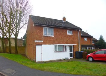 Thumbnail 5 bedroom end terrace house to rent in Gorse Close, Hatfield