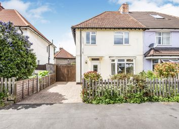 3 bed semi-detached house for sale in Parkland Drive, Oadby, Leicester LE2