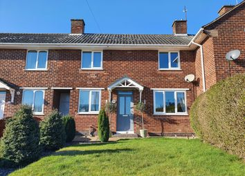Thumbnail 2 bed terraced house for sale in Woolsthorpe Crescent, Ilkeston