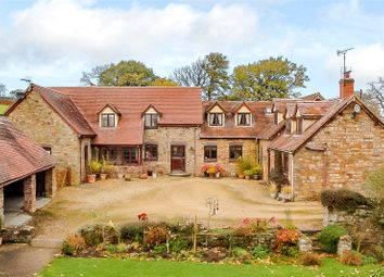 Thumbnail 6 bed detached house for sale in Hopton Wafers, Kidderminster, Worcestershire