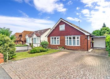Thumbnail 4 bedroom detached bungalow for sale in Edwin Road, Rainham, Kent