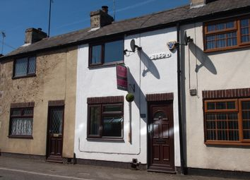 Thumbnail 2 bedroom terraced house to rent in Main Street, Repton, Derbyshire