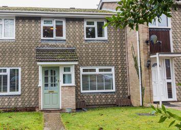 Thumbnail 3 bed terraced house for sale in Fircroft Close, Tilehurst, Reading