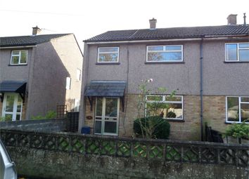 Thumbnail 3 bed semi-detached house to rent in Byron Place, Caldicot, Monmouthshire