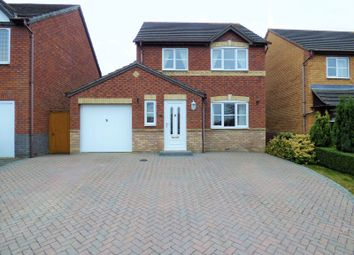 Thumbnail 3 bed detached house for sale in Merlin Drive, Quedgeley, Gloucester
