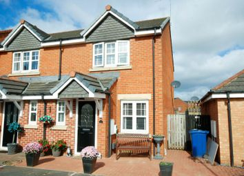 Thumbnail 2 bed terraced house for sale in Lavender Grove, Jarrow