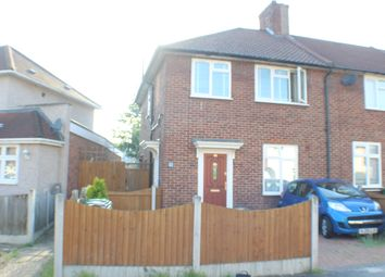Thumbnail 1 bed flat for sale in Cartwright Road, Dagenham