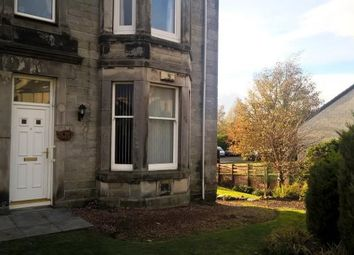 Thumbnail 1 bed flat to rent in Upper Millhill Street, Dunfermlnie