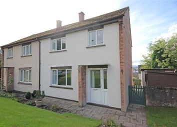 Thumbnail 3 bed semi-detached house for sale in 14 Friars Close, Penrith, Cumbria