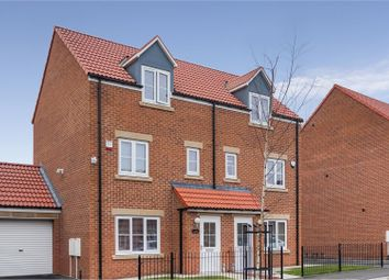 Thumbnail 3 bed semi-detached house for sale in Lynx Way, Stockton-On-Tees
