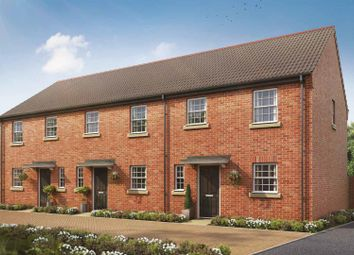 Thumbnail 2 bedroom town house for sale in Lincoln Road, Dunholme, Lincoln